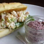 macon-georgia-best-place-to-eat-restaurant-foodie-rookery-natalia-lemongrass-shrimp-salad-sandwich